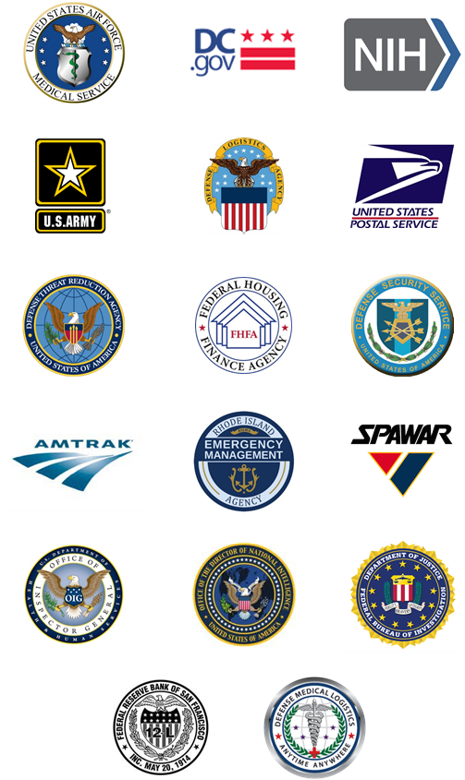 Government Logos Consolidated - US
