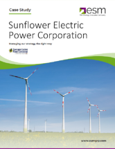 Case Study Cover Page - Sunflower Electric
