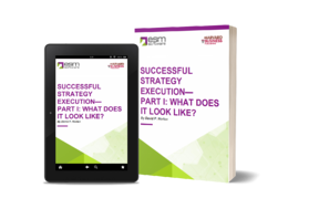 Successful Strategy Execution Part 1 cta white paper