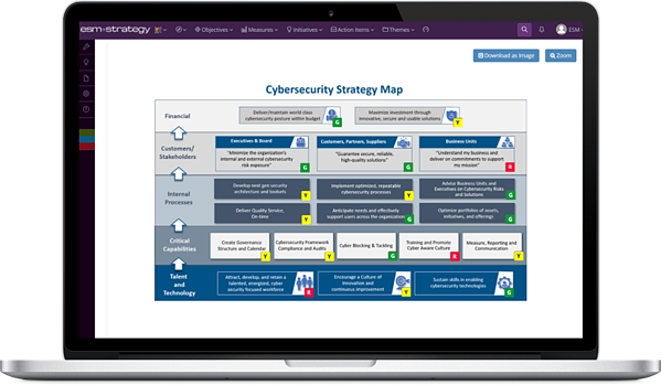 Screenshot +Cyber - Strategy Map LAPTOP