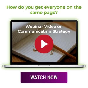 blog CTA webinar communicating strategy