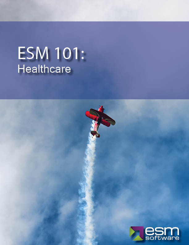 ESM +Strategy Healthcare Best Practice Guide