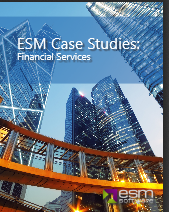 Finacial_ereader for the strategy-focused financial organization