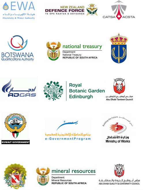 Government Logos Consolidated - International