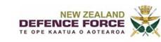 LOGO - New Zealand Defence Force