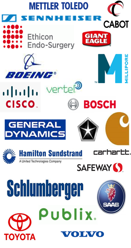 Retail-Manufacturing Consolidated Logos